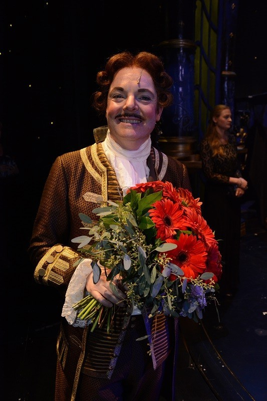 Beauty and the beast Circustheater Den Haag 13 december 2015 Bas Oeijen2
