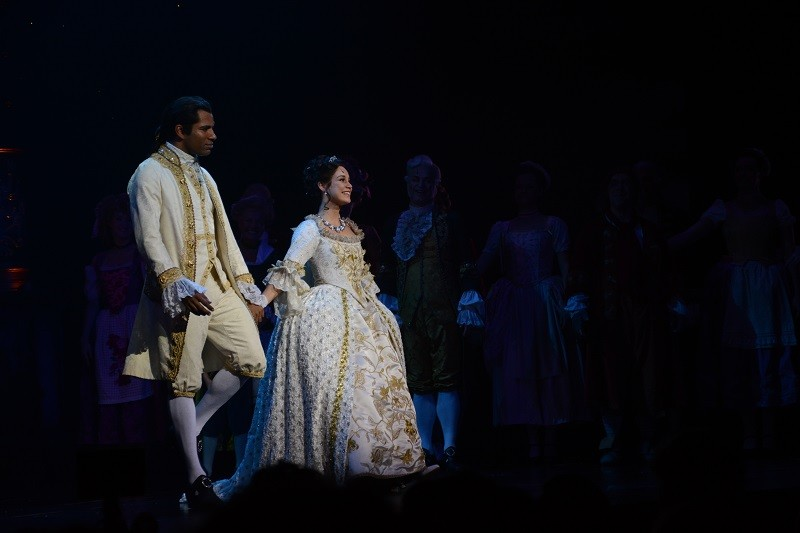 Beauty and the beast Circustheater Den Haag 13 december 2015 Bas Oeijen7