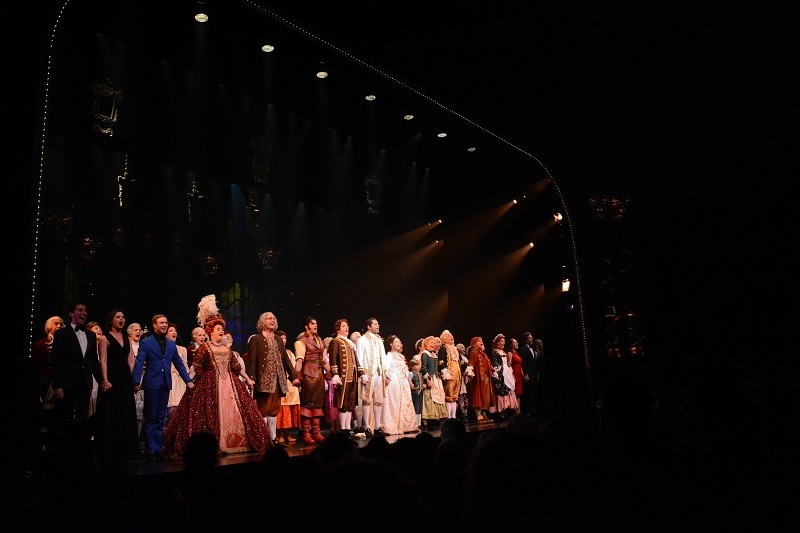Beauty and the beast Circustheater Den Haag 13 december 2015 Bas Oeijen8
